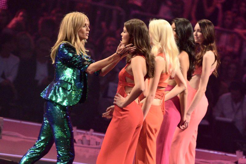 Germany`s next Topmodel 2015 - war alles ein Komplott?