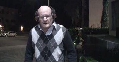 Sie hielten ihn für einen harmlosen alten Mann.