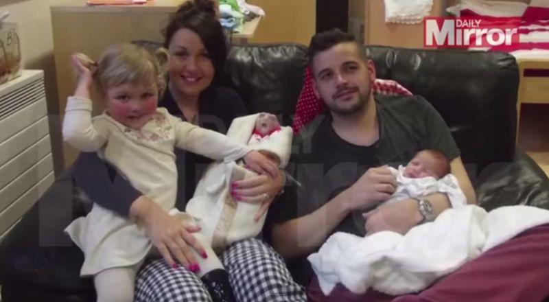 Dieses Baby lebte nur 100 Minuten - und wurde zum Held