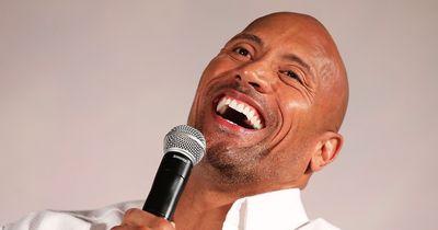 """Hier hat """"The Rock"""" seinen Meister gefunden!"""