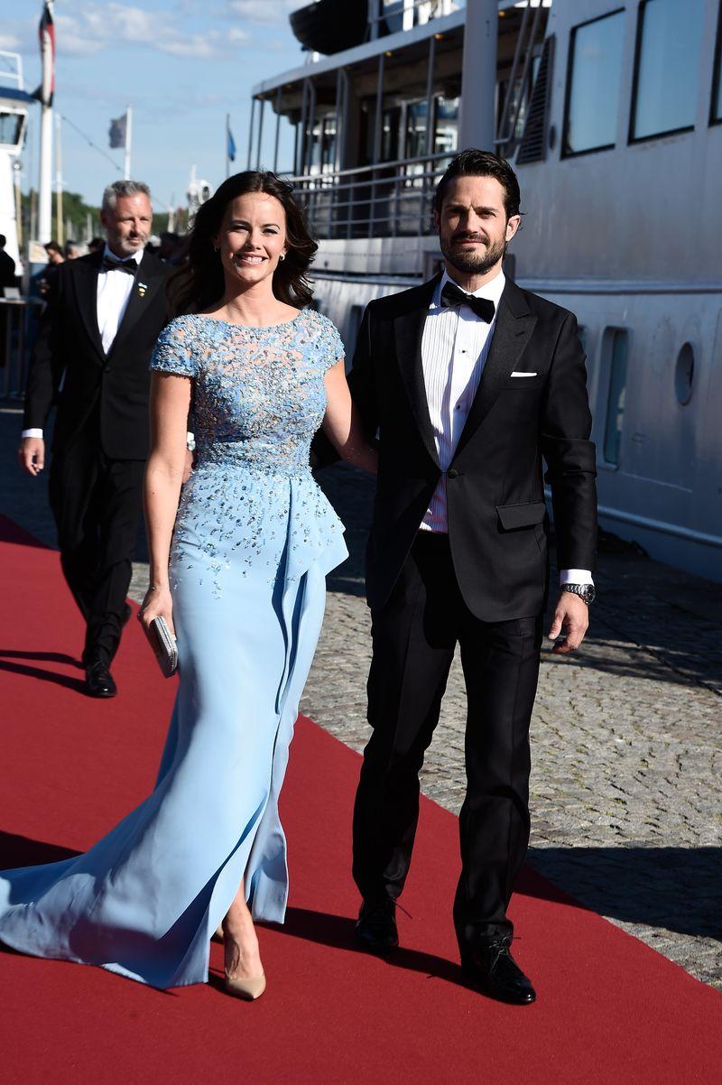 Prinz Carl Philip Von Schweden Sofia Geben Sich Das Ja Wort