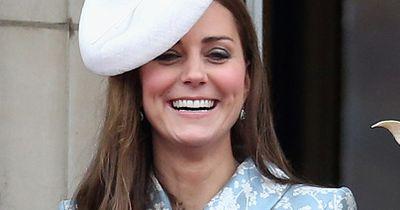 Kate ist wieder da!