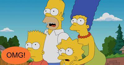 """Schock für """"Die Simpsons"""" Fans"""
