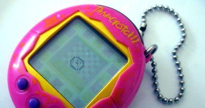 Spielzeug der 90er
