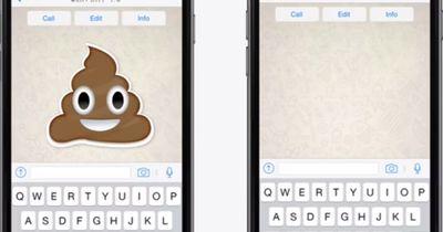 So sehen Emojis in der Realität aus