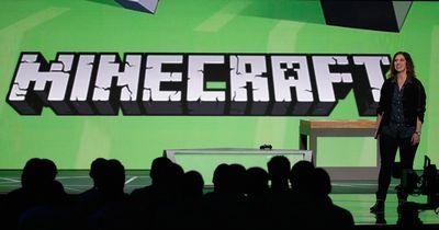 Microsoft & Minecraft haben mal eben so die Zukunft des Gamings vorgestellt!
