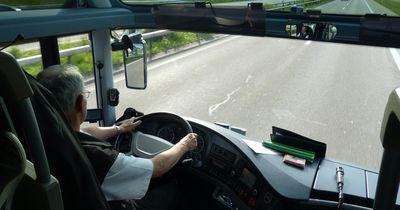 Es sollte eine ganz normale Busfahrt werden...