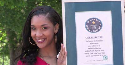 Für diesen irren Weltrekord trainierte sie vier Jahre