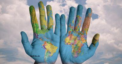 Die am meisten gesprochenen Sprachen der Welt