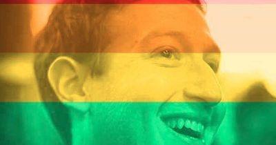 Steckt hinter den Regenbogen-Bildern ein Facebook-Experiment?