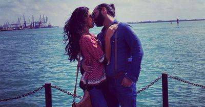 Action statt Romantik: So feiern Rebecca und Massimo ihre Flitterwochen