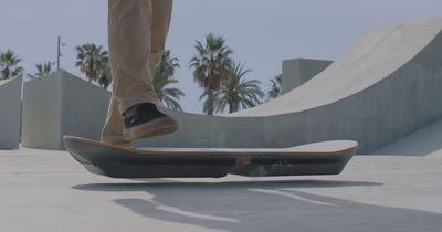 Lexus baut ein echtes Hoverboard!