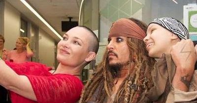 Johnny Depp im Krankenhaus