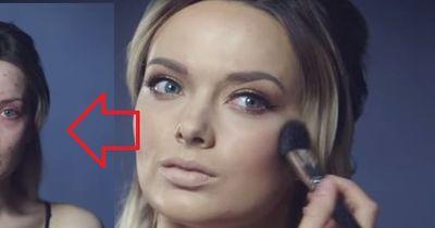 Beauty-Bloggerin zeigt sich ungeschminkt. Was dann passiert, ist einfach unglaublich!