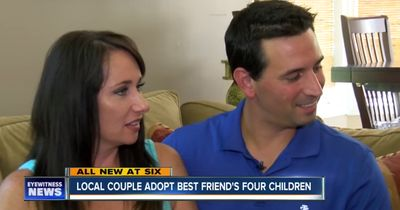 Mutter adoptiert 4 Kinder - der Grund ist unglaublich bewegend