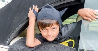 Dieser 5-jährige Batman ist ein echter Superheld!