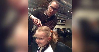 In diesem Friseursalon wird Männern alles abverlangt!