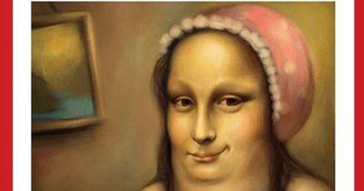 Künstler malen die Mona Lisa neu. Das Ergebnis ist genial!