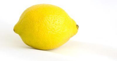Total irre, aber wahr: Diese Zitrone ist nicht gelb!