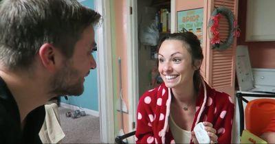 Mann schockiert seine Frau mit Schwangerschaft!