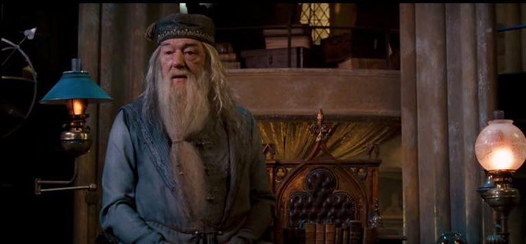 Musste Dumbledore etwa aus diesem Grund sterben?