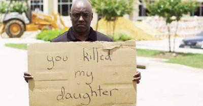 Seine Tochter wurde getötet - Dieser Vater hat eine ergreifende Nachricht für den Mörder!