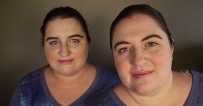 Sie sehen aus wie Zwillinge - sind es aber nicht