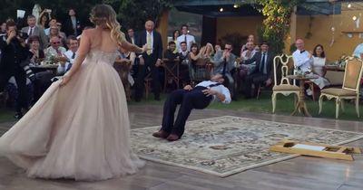 Dieses Paar schockierte Freunde und Familie auf ihrer Hochzeit: Das hat wohl noch niemand getan!