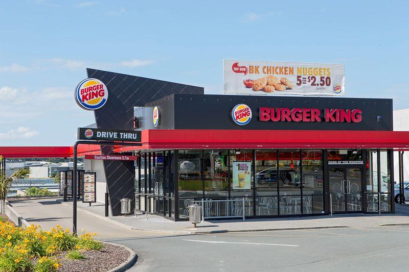 Burger King sorgt für eine Sensation