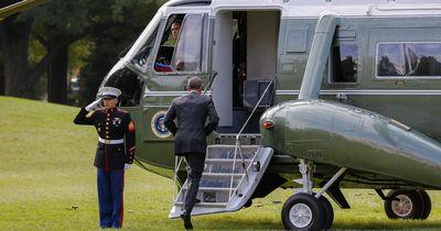 Riesen Fauxpas: Barack Obama vergisst, einen Soldaten zu grüßen!
