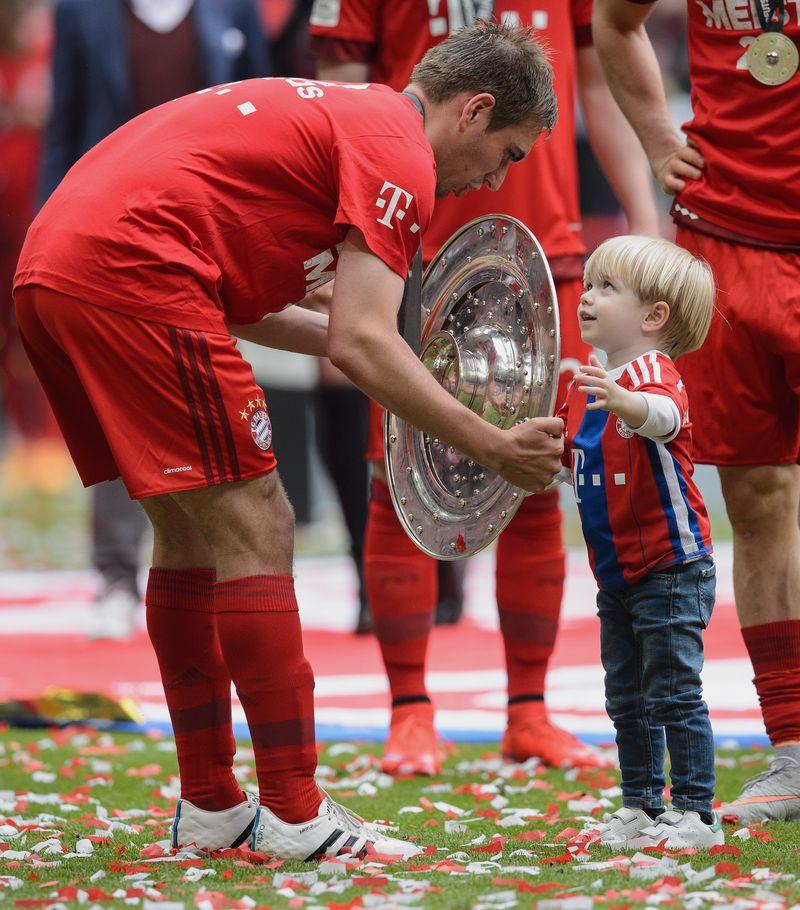 Darum solltet ihr eure Kinder keine Bayern-Fans werden lassen