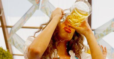 Bier macht dich besser im Bett
