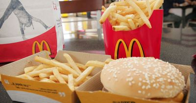 Ekel-Skandal bei McDonalds