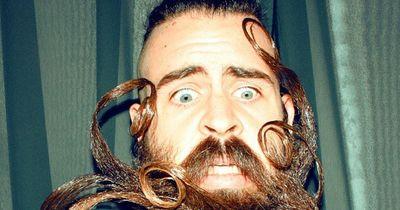 Mr. Incredibeard - Er macht die skurrilsten Bartbilder aller Zeiten