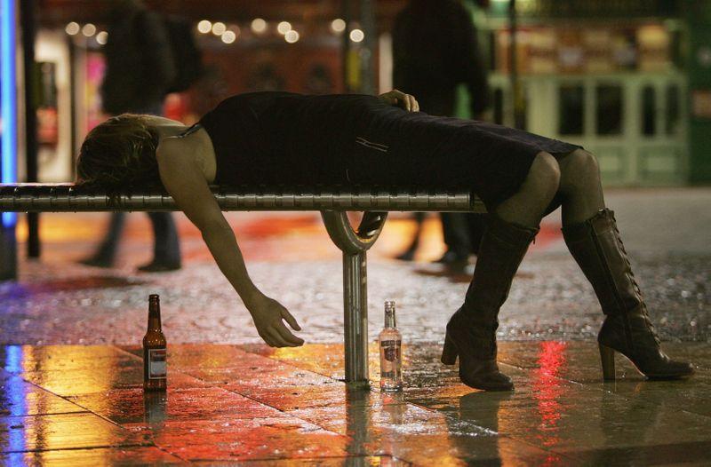 Folgen Von Alkohol