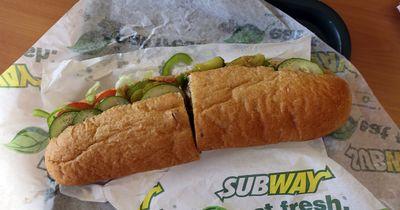 Subway sorgt für unglaubliche Schlagzeilen