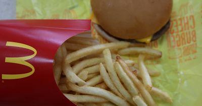 Sensation: Abnehmen mit McDonalds