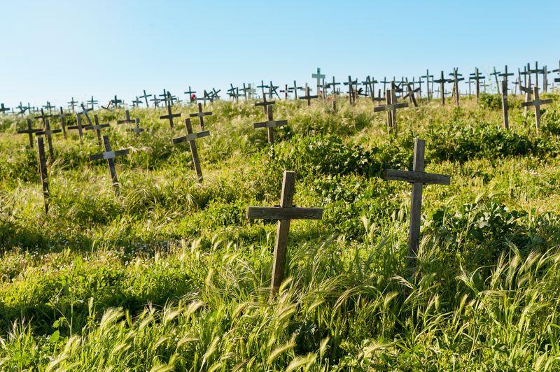 Drei skurrile Fakten über den Tod!