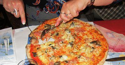Wie du deine Pizza isst, kann viel über deinen Charakter verraten