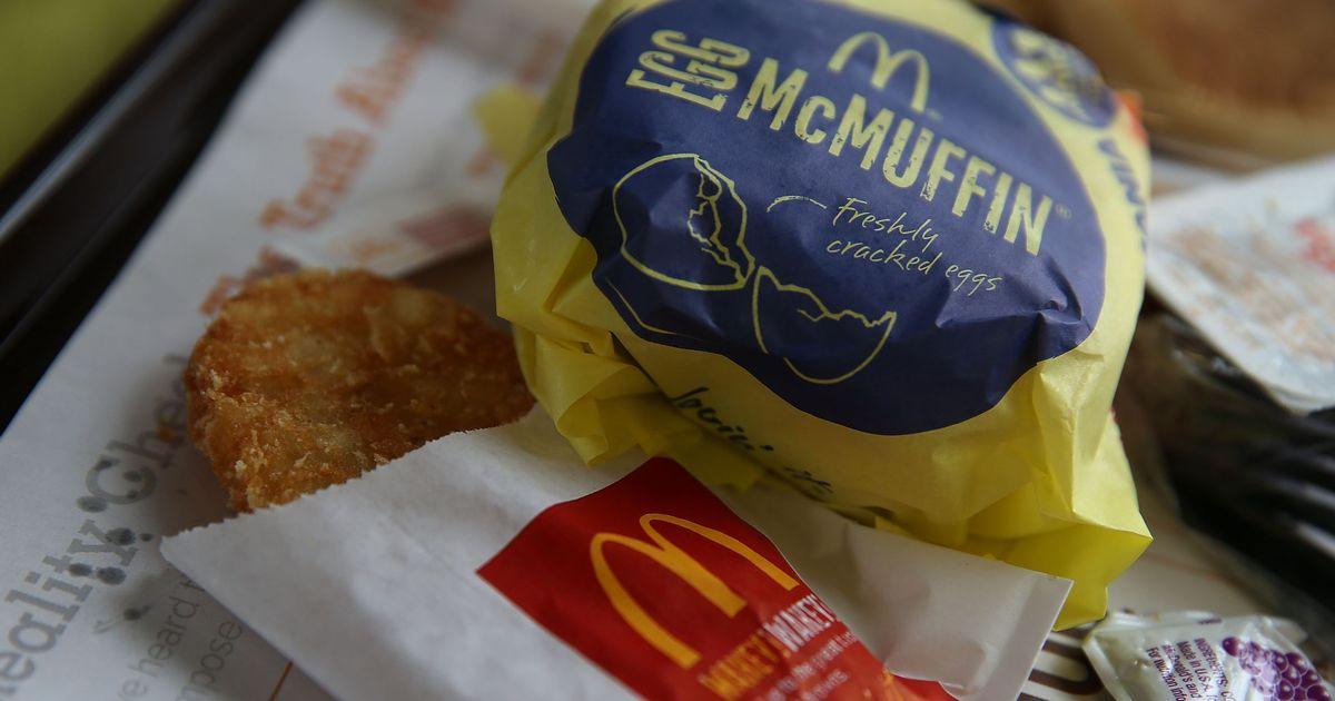 Fleisch Von Mcdonalds