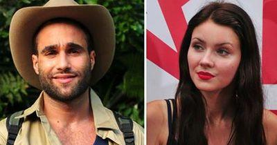 DAS lief zwischen David & Nathalie im Dschungel!