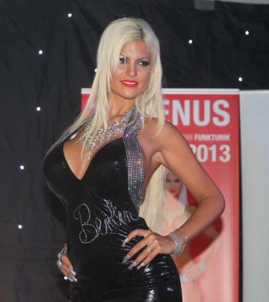 Sophia Wollersheim im Beauty - Wahn