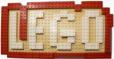 Sensationell: Diese Maschine wurde mit Lego gebaut!