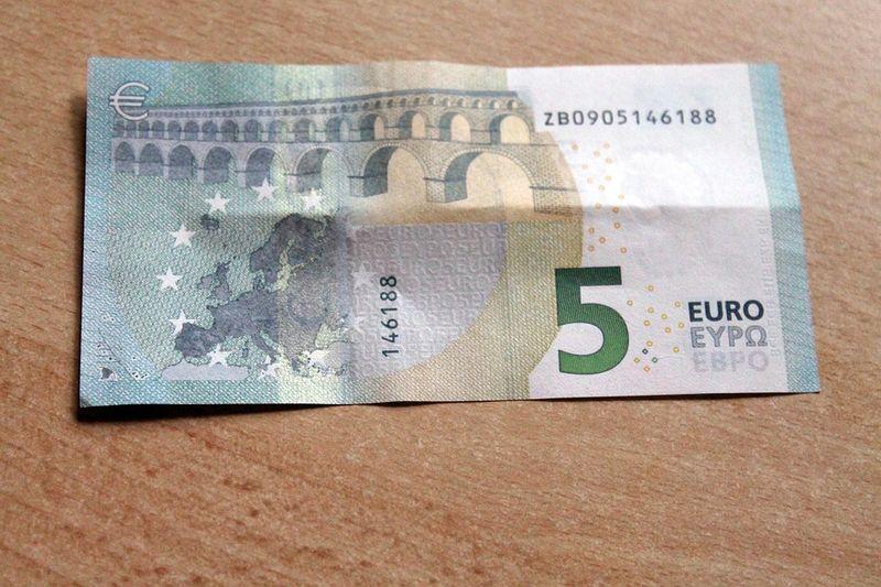 Endlich So Sieht Die Neue 5 Münze Aus
