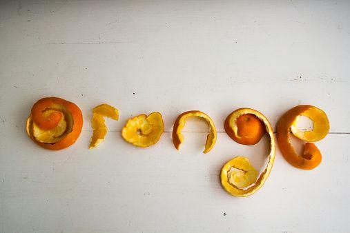 Wenn du das siehst, wirfst du NIE wieder Orangenschale weg!