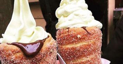 So machst du das leckere Donut Eis selbst!