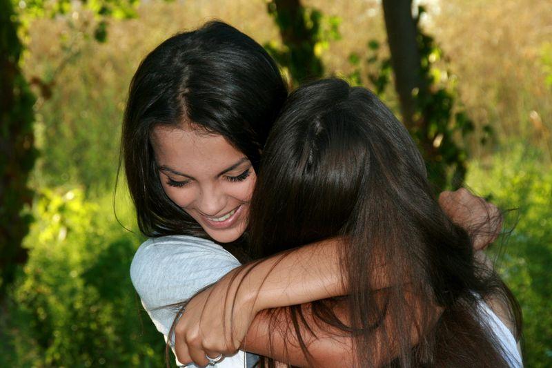 5 Anzeichen, dass Sie deine beste Freundin ist
