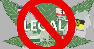 APRIL APRIL!!!  5 Bundesländer legalisieren Cannabis!