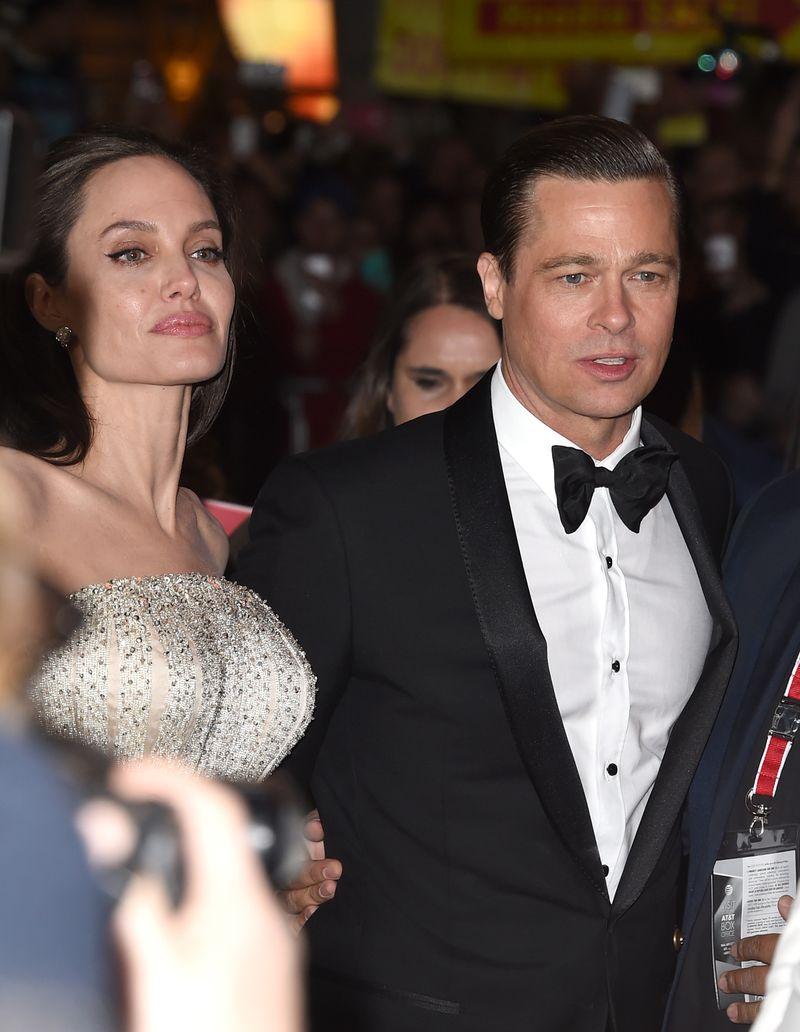 Krise bei Brangelina: Ist das Brad Pitts Neue?