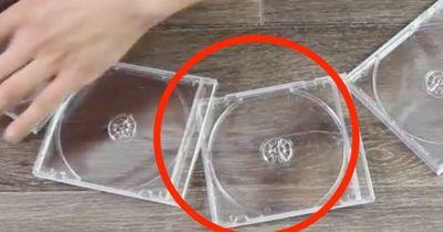 Hast Du noch alte CD-Hüllen? DAS kannst DU damit machen!